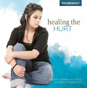 Healing the Hurt cover